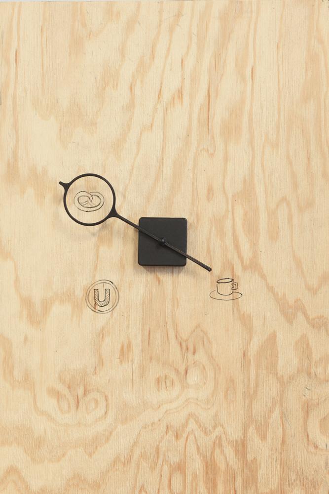 studio nitzan cohen diy uhr. Black Bedroom Furniture Sets. Home Design Ideas